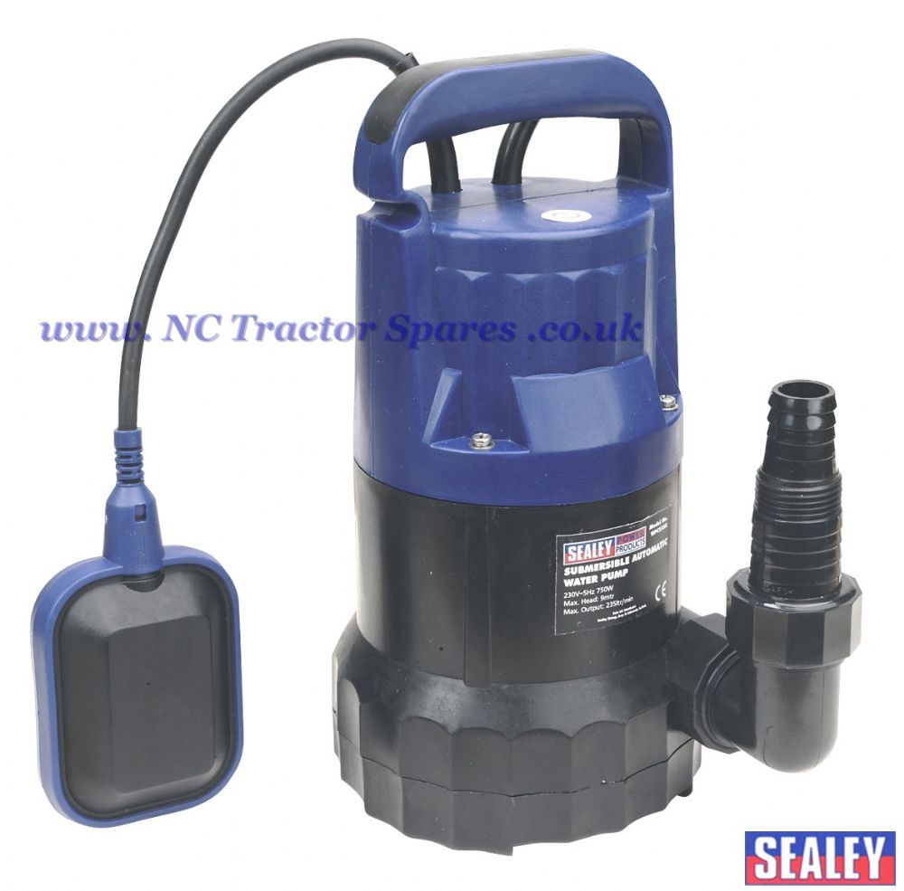 Submersible Water Pump Automatic 235ltr/min 230V